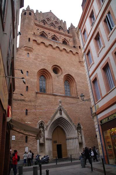 L_eglise Notre Dame du Taur