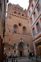 L'eglise Notre Dame du Taur