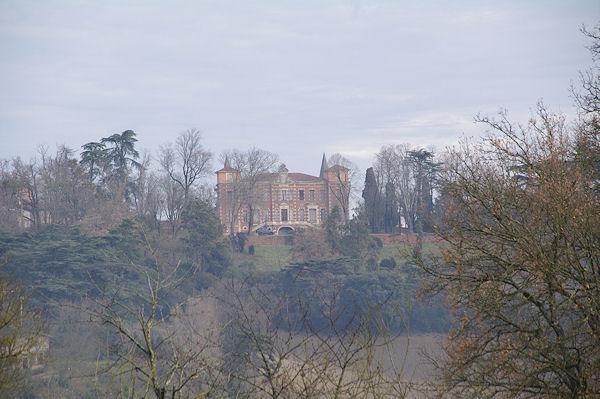 Le château de Montastruc la Conseillère