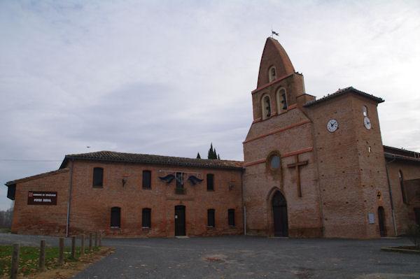 L_église de Gragnague