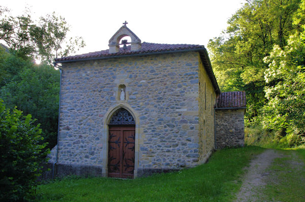 La chapelle Notre Dame de la Pitié