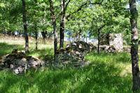 Ancienne activite pastorale vers Subretesque