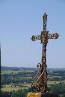 Une croix a Latour