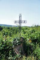 Une croix vers La Prade