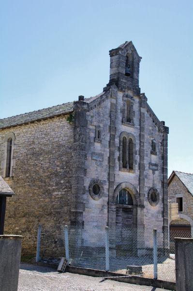 Une chapelle à Villeneuve