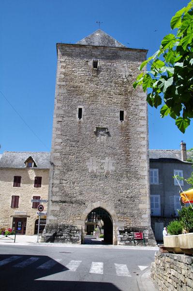 La Porte Haute à Villeneuve