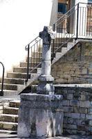 Une croix a Villeneuve