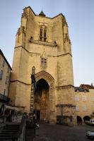 La Collegiale Notre Dame de Villefranche de Rouergue