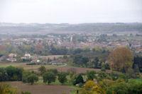 St Sulpice depuis Les Rousselles