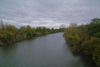 Le Tarn depuis le pont de La Pointe
