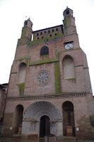 L'eglise Notre Dame du Bourg a Rabastens