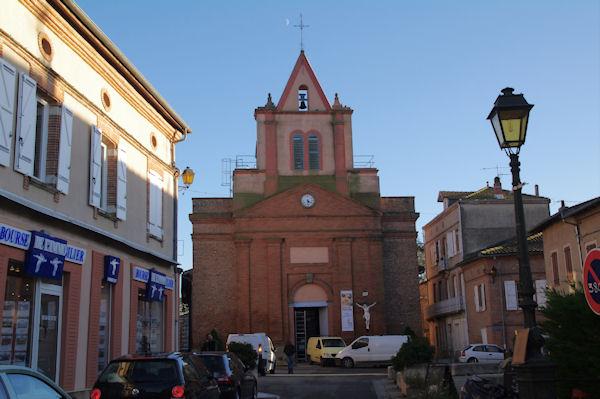 L_église de Montastruc la Conseillère