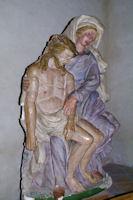 Pieta dans l'eglise Notre Dame du Bourg a Rabastens