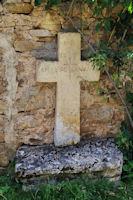 La Croix de Laminion a Mas de Castanie