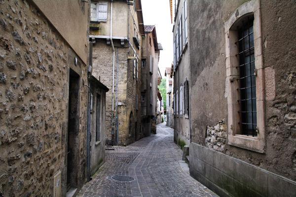 Ruelle à Villefranche de Rouergue
