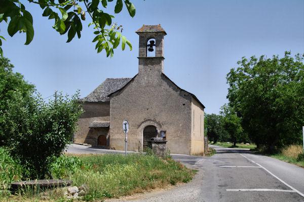 La Chapelle de la Pitié à Monteils