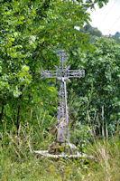 Une croix a Courbieres