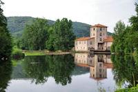 Un ancien moulin sur l'Aveyron