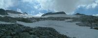 Le glacier de l&#39Aneto