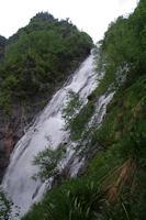 La cascade d'Espigantosa
