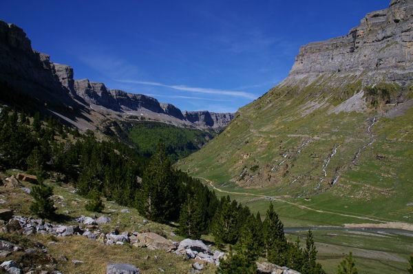 La vallée d'Ordesa