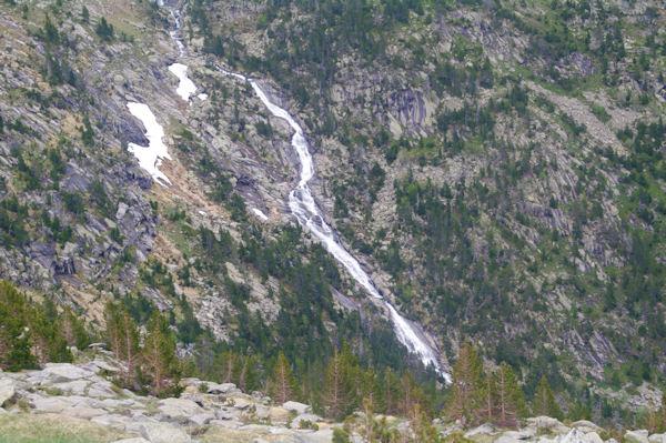 La cascade d_Es Ibons