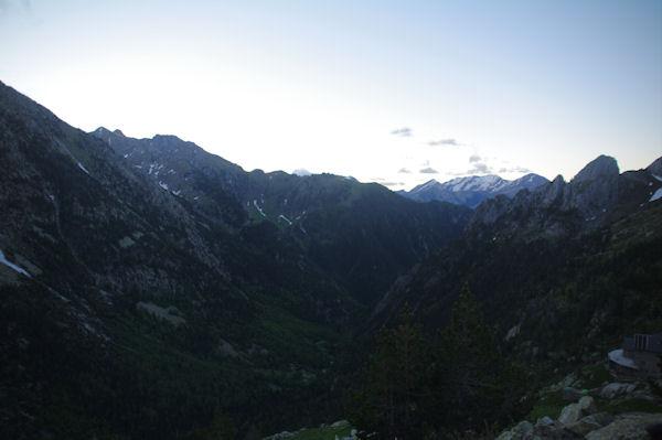 La vallée du Grist au petit matin