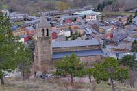 L_église de Llivia