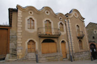 Maison art nouveau a Llivia
