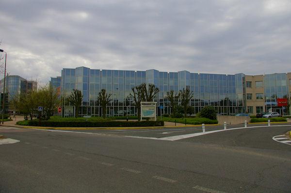 Le centre d_affaires de Paris Nord Villepinte