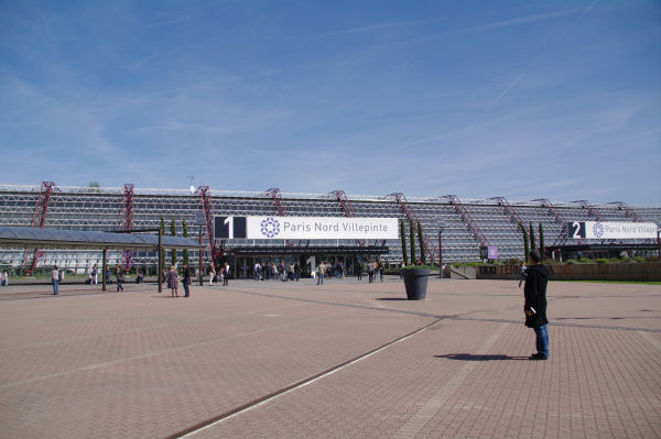 Le Parc des Expositions de Paris Nord Villepinte