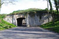 La porte du Fort d'Ecouen