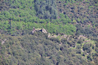 Le chateau de Cabrespine