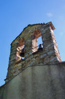 L_église de Trassanel