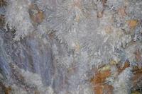 Aragonites au gouffre de Cabrespine