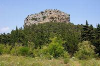 Le massif calcaire de la Clape au Rec d'Argent