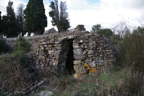 Un orry près de la chapelle St Julien