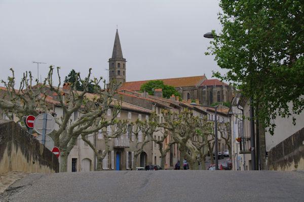 L_église de Castelnaudary