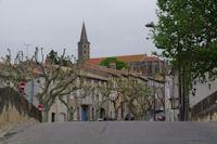 L'eglise de Castelnaudary