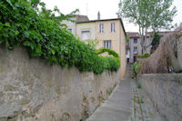 Une ruelle de Castelnaudary