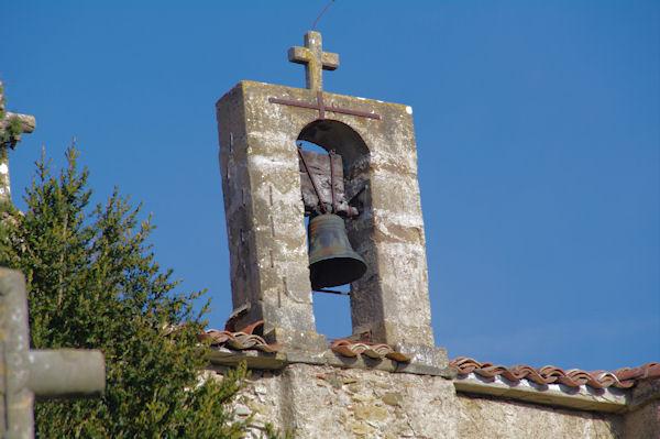 Le clocher de la Chapelle du Calvaire