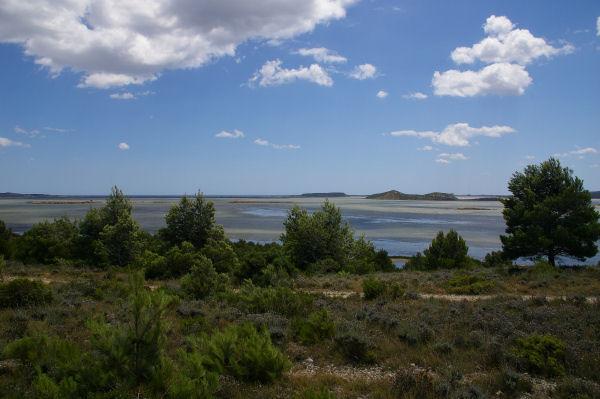 L'étang de Bages et de Sigean