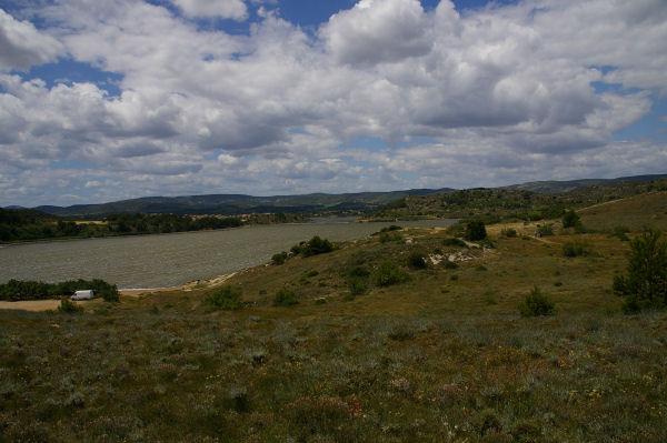 L'étang du Doul