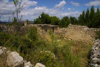 Les ruines de Trieres