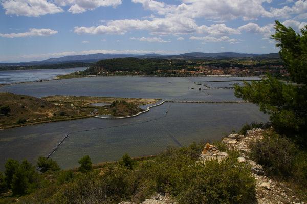 Les salins de Roche et de Sel Fort