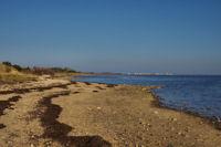 La plage sous Aires
