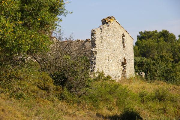 Maison ruinée à La Plaine