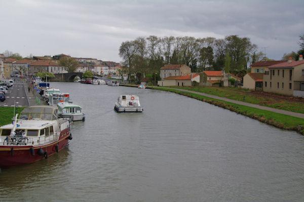Le Port à Castelnaudary