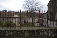 Les jardins des anciennes usines Nizet a Montolieu