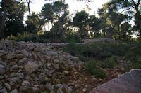 Anciennes fortifications du Cros datant du 8ieme siecle avant JC